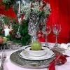Різдвяна сервіровка столу (відео навчання)