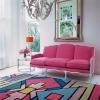Рожевий колір в інтер`єрі (20 фото): вдалі відтінки і поєднання