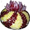 """Салат """"квітка любові"""""""