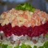 """Салат """"мана"""" - (салати рецепти)"""