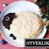 Салат овечка на новий рік, рецепт