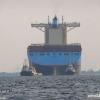 Найбільший вантажний корабель в світі