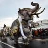 Слони вшанували пам`ять короля