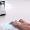 Смартфон lenovo smart cast зможе створювати на столі віртуальну клавіатуру