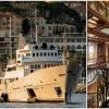 Радянський корабель-розвідник перетворили в суперрозкішні яхту