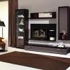 Сучасна модульна меблі для вітальні: варіанти дизайну і комплектації