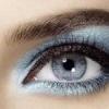 Техніка нанесення макіяжу для блакитних очей. Правила і секрети
