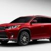 Toyota розширила технічні можливості 10 позашляховиків highlander