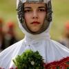 Традиційні весільні сукні з усього світу