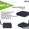Tv-приставка minix neo x7 оснащена дводіапазонним модулем wi-fi (2,4 і 5 ггц)
