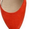 Догляд за світлої замшевим взуттям