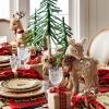 Прикраса новорічного столу (40 фото)