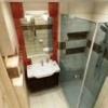 Варіанти дизайну маленьких ванних кімнат з душовою кабіною: 33 фото практичних варіантів