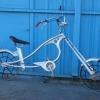 Велосипед чоппер з підручних матеріалів