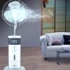 Вентилятор із зволожувачем повітря