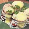 Закуска з баклажанів з помідорами - (закуски смачно)