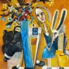 Хитромудрі світи австралійського художника чарльза блекмена