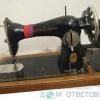 Заправка ниток швейної машинки «подольск».