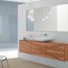 Дзеркала у ванній кімнаті: декоруємо і збільшуємо простір